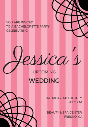 Parties wedding events Promotion